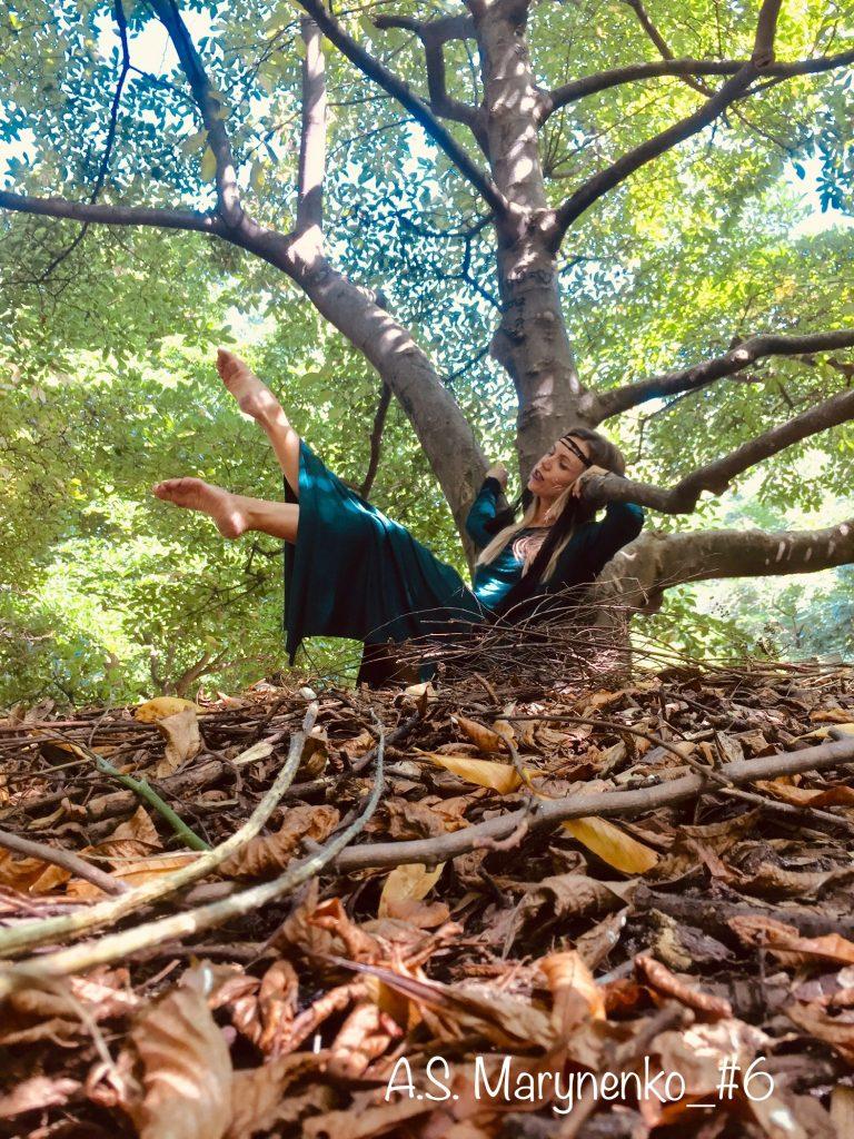 Лісова мавка