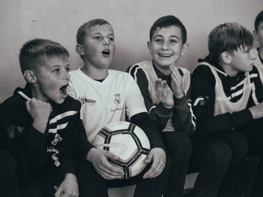 Футбольні фанати