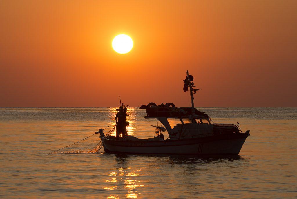 Світанковий рибалка