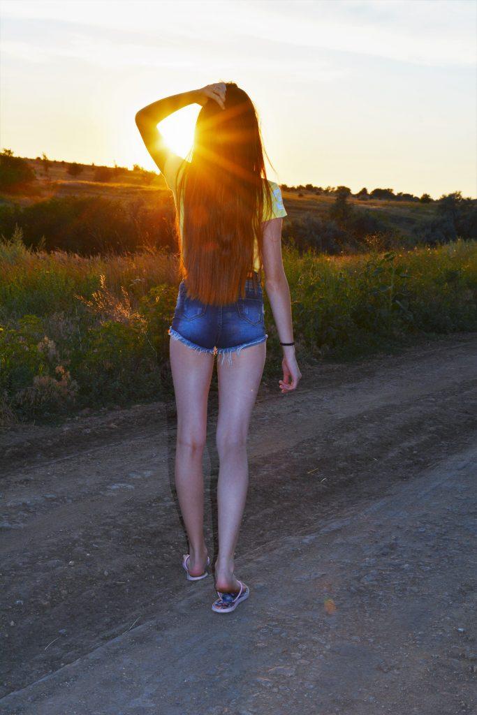У волоссях твоїх – сонце…