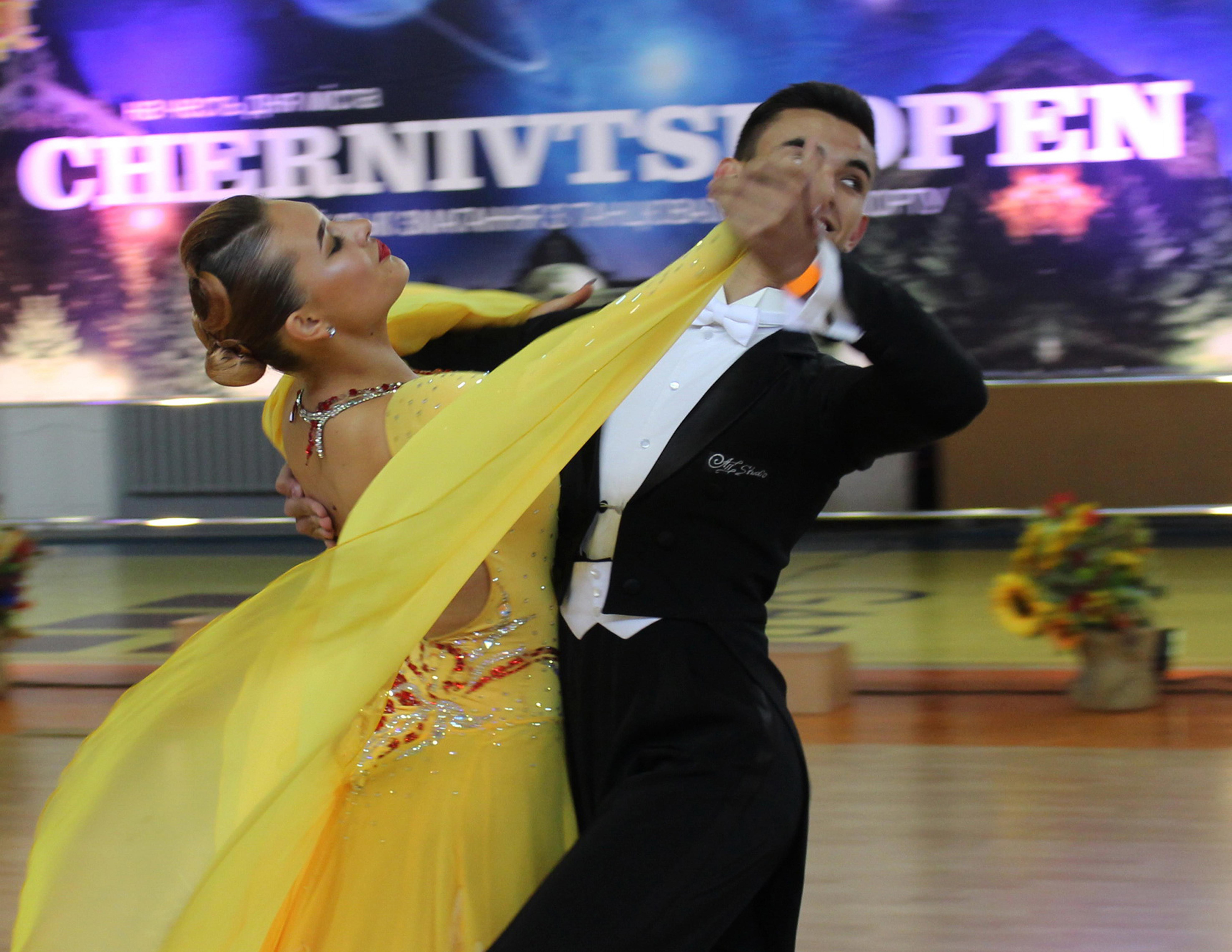 В ритмі танцю
