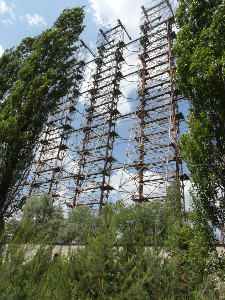 Чорнобиль РЛС